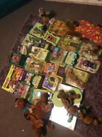 Scooby doo memorabilia