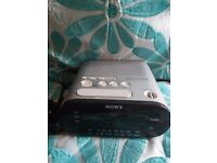 SONY Dream Machine FM/AM Alarm Clock