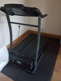 Dynamix Foldable Motorised Treadmill