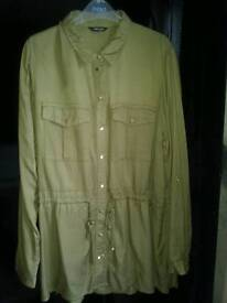 River Island shirt dress