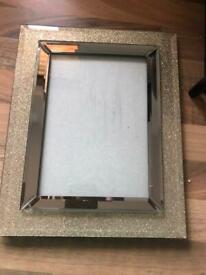 Photo frame & coasters
