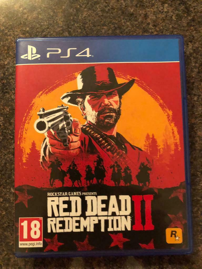 Red dead redemption 2 PS4 PlayStation | in Lisburn, County Antrim | Gumtree