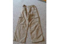 John Lewis boys trousers Age 7