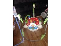 Jumperoo for sale great condition