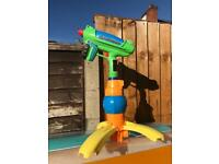 Fisher price water gun