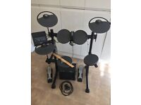 Yamaha DTX400X Electric Drum Kit