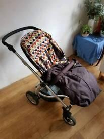Mamas and Papas Solar pushchair