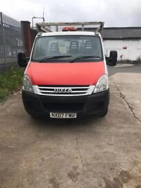 Iveco daily tipper