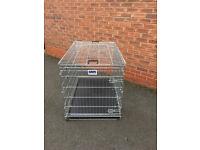 SAVIC Dog Residence Cage - 107cm Size