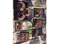 Series 1-5 Downton Abbey + Xmas Special