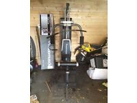 maximuscle multigym hardly used boxed up ready to go buyer collects