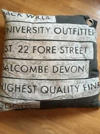 Jack wills cushions large
