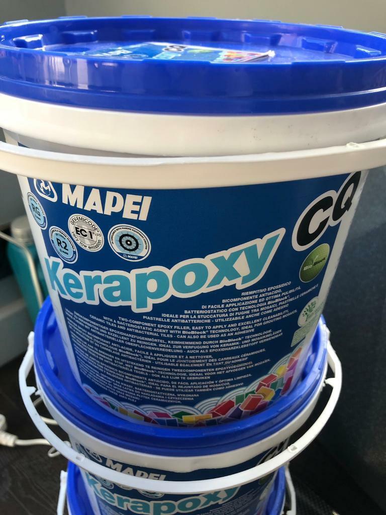 Mapei Kerapoxy CQ Grout | in Crossgates, West Yorkshire | Gumtree