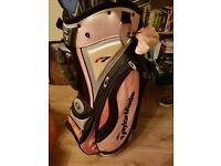 Ladies right handed golf clubs for sale!