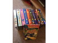 Simpsons seasons 1,2,3,4,5,6,7,9,10,11,12