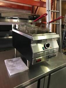 New !! Garland counter top electric fryer only $1395 !   50% off !!!