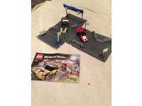 Lego Racers Ice Rally Set Complete with Instructions