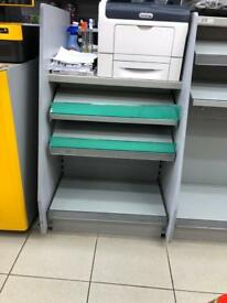 Shop shelves for sale