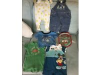 large bundle baby boys clothes
