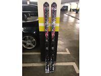 Salomon Crossmax skis 162cm