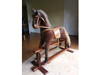 Rocking Horse (Suitable for 2 - 6 year old kids)
