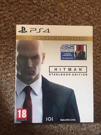 The new hitman game