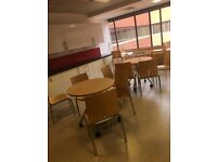 CANTEEN FURNITURE CLEARANCE