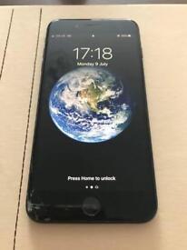 Iphone 7 plus 128 gb O2 network