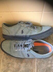 Mens Ralph Lauren casual shoe size 9: