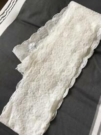 3m length of lace