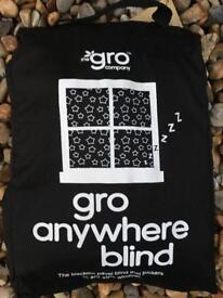 Gro Anywhere blackout Blinds x2