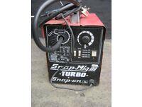 Snap-On 130 Turbo Mig Welder