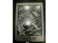 "Amazon Kindle e-Reader, 6"" E Ink Display, Wi-Fi, Graphite"