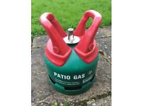 5kg propane calor gas bottle