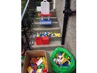 Early Learning Centre - Big Builder Workshop and Mega Bloks