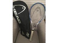 Head Nano titanium tennis racket