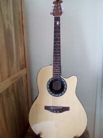Ovation Applause guitar