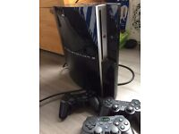 PS3 with games great condition. £70 ONO