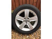 Vw Alloys wheels Mk7