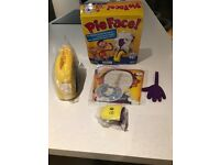 Hasbro New Pie Face Game Excellent Condition
