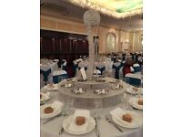***PARTY DECORATOR, EVENT PLANNER, WEDDING PLANNER, CHAIR & TABLE COVERS FOR RENT***
