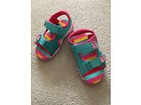 John Lewis sandals size 7 in guc