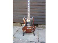 Swap 1970's Gibson SG copy