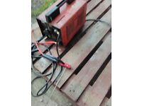 Welding machine arc welder 140 amp heavy duty sip new leads and torch fitted