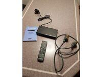Manhattan Digital Terrestrial Receiver Plaza DT-50 (set top box)
