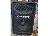Carlsboro Delta 12 300W RMS 8 Ohms PA Speaker