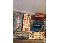 older board games