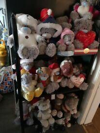 ME TO YOU BEARS GOT HUNDREDS FROM SMALL TO LARGE ALL VERY GOOD CONDITION AND SOME UNLIMITED ADDITION