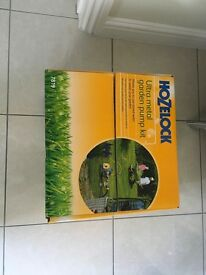 HOZELOCK ULTRA METAL GARDEN PUMP KIT