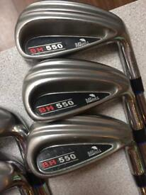 Bay Hill 550 Iron Set 5-SW in very good condition